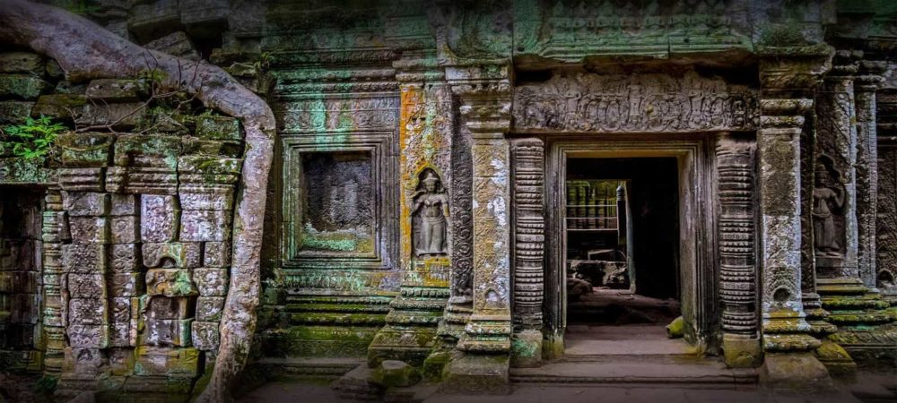 Ta Prohm, un templo en el estado natural de Angkor - Asiatica Travel