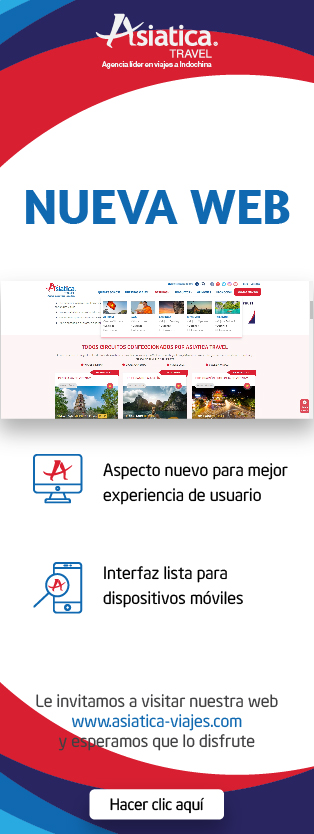 Asiatica Travel web